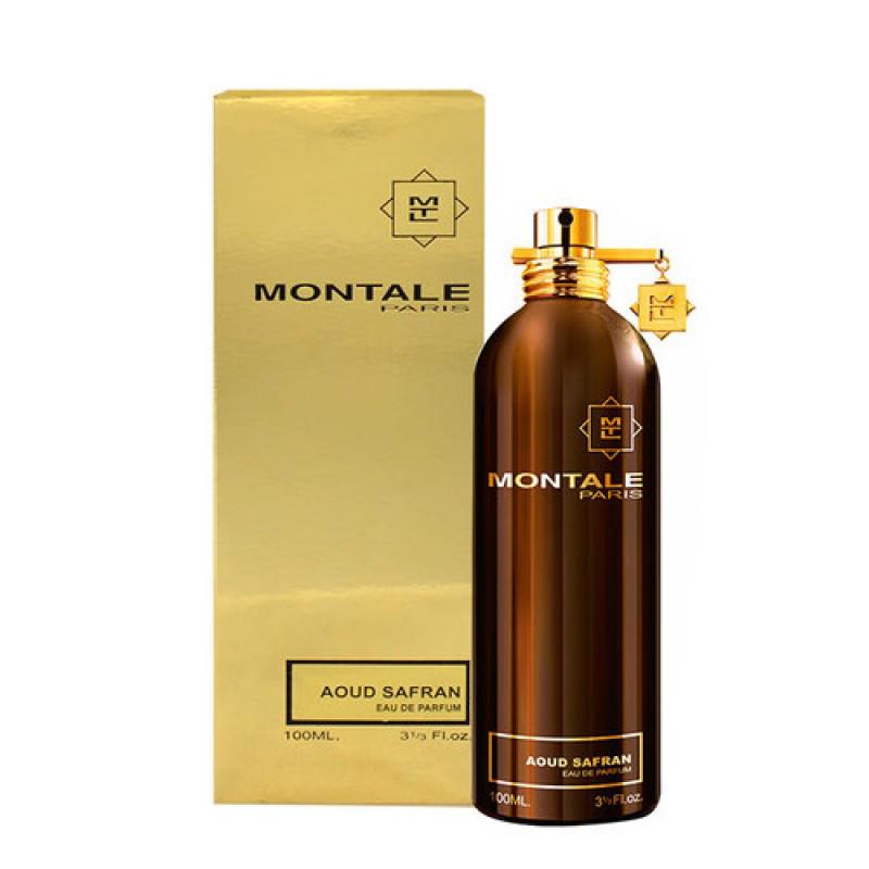 Montale Aoud Safran 100ml  парфюмированная вода (оригинал)
