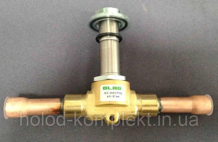 Соленоидный вентиль Olab 30220-Т-М12-12,5-А