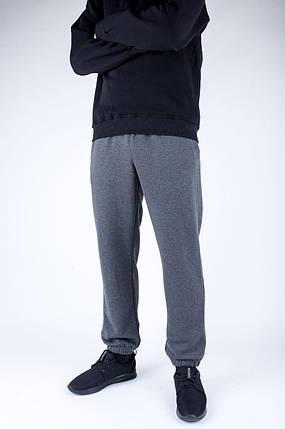 Мужские темно-серые спортивные штаны Punch - Free Spring, Graphite, фото 2 f3a5f833eff