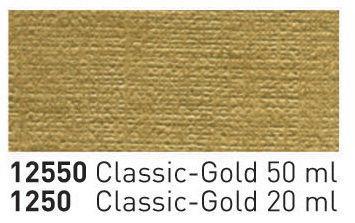 Поталь жидкая KREUL Классическое золото (хромированная) 50мл KR-12550