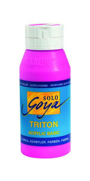 Краска акриловая KREUL Solo Goya Triton 750мл Оранж KR-17002