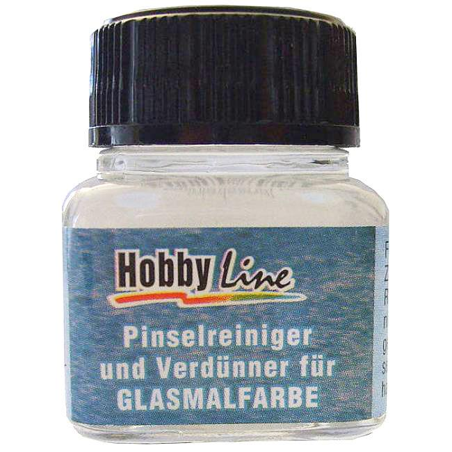 Очиститель для кистей (красок по стеклу) KREUL Hobby Line 20мл KR-45220