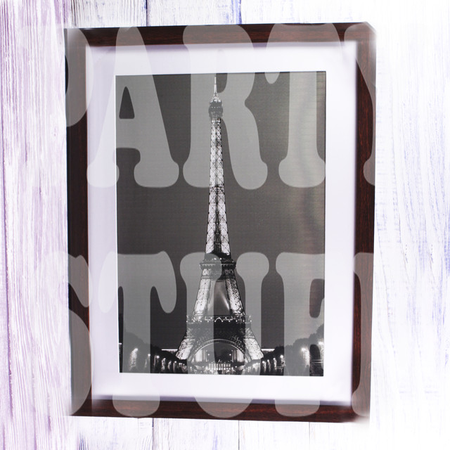 Фотокартина Эйфелева башня ночью