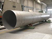Труба электросварная  1620х8
