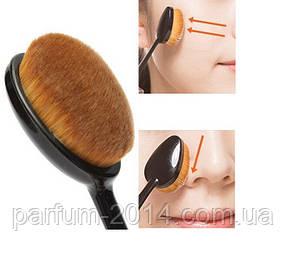 Кисть-щетка для макияжа от MAC для тональной основы, консиллера, пудры, румян, бронзатора. (реплика), фото 2