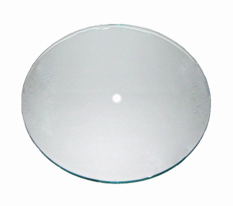 Основа под часы, круглая, настенная, МДФ Д:200мм