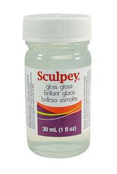 Лак для пластики Sculpey глянцевый 30мл 51773
