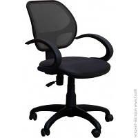 Офисное Кресло AMF Байт/АМФ-5 Сетка черная (116963)