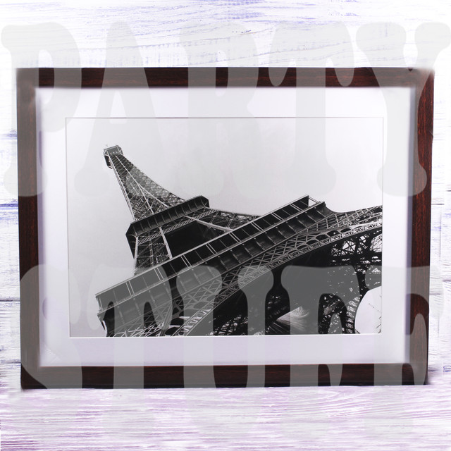 Фотокартина Эйфелева башня днем
