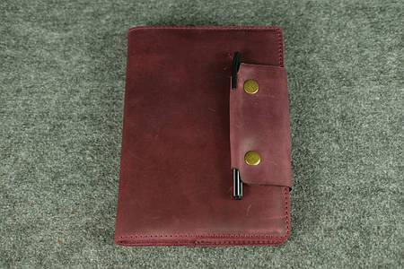 Обложка для ежедневника А5 с прошивкой |105106| Фиолетовый