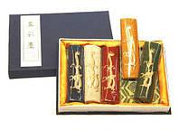 Тушь китайская сухая D.K. ART - CRAFT набор 5цв. 31г