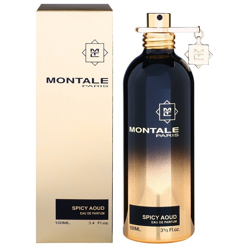 Montale Spicy Aoud 100ml парфюмированная вода (оригинал)