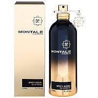 Montale Spicy Aoud 50ml парфюмированная вода (оригинал)