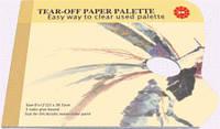 Палитра D.K. ART - CRAFT бумажная универсальная 40л. 19312