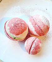 Маленькие шарики для ванн с запахом арбуза