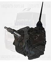 Коробка переключения передач (КПП) УАЗ-469 4 синх.Н/О усиленная (диаметр вала первичного 35мм)