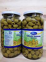 Оливки Dripol, 450г (без косточек)