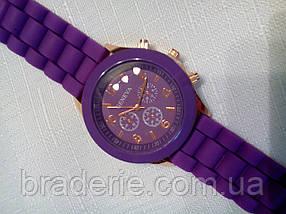 Наручные часы Geneva фиолетовые