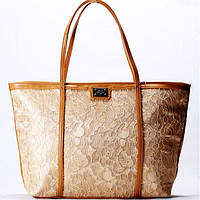 Женская сумка Velina Fabbiano абрикосовая