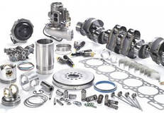 Детали двигателя Ford