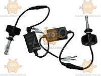 LED лампы головного света лампа LED H1 F8 12v-24v 6500k СHIP OSRAM радиатор