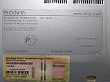 Ноутбук SONY VAIO VGN-CR21SR симпатичний, фото 8