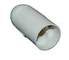 Патрон Е14 пластиковый подвесной белый