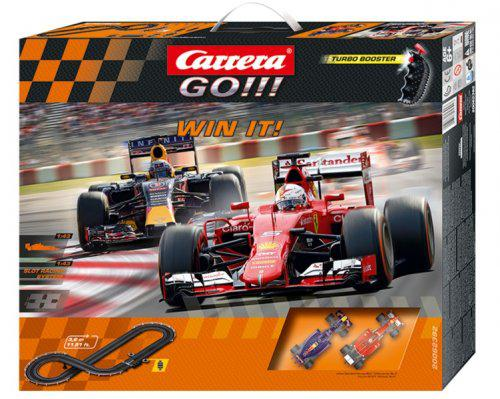 Автотрек Carrera Go!!! Win It  Formula 1 (20062392)   3.6 м