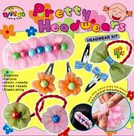 Набор для творчества WINGO WG80007 Заколочки для волос