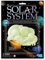 Набор для творчества 4M Планеты 3D светятся в темноте 5423