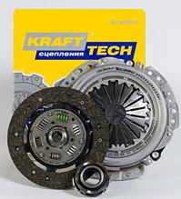 Комплект зчеплення Chevrolet Lacetti 1.4 - 1.6 без підшипників Krafttech