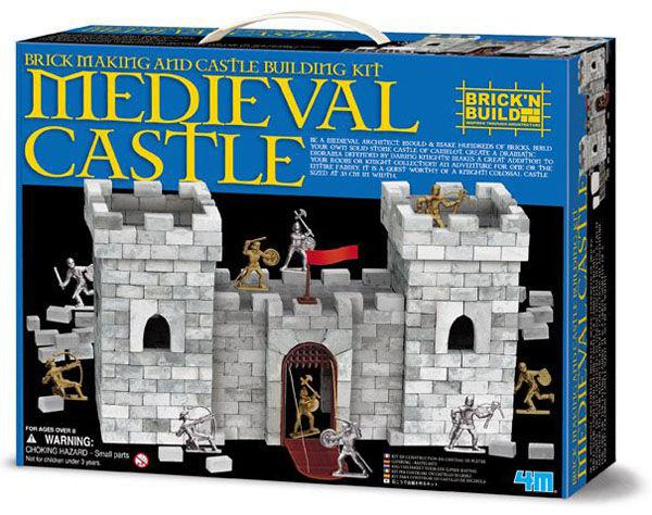 Игра 4M Строим из кирпичиков Средневековый замок 5935