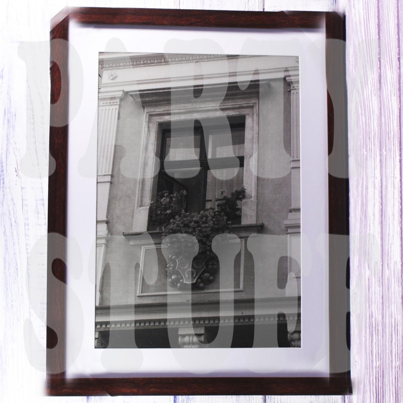 Фотокартина Открытое окно, 43*33 см