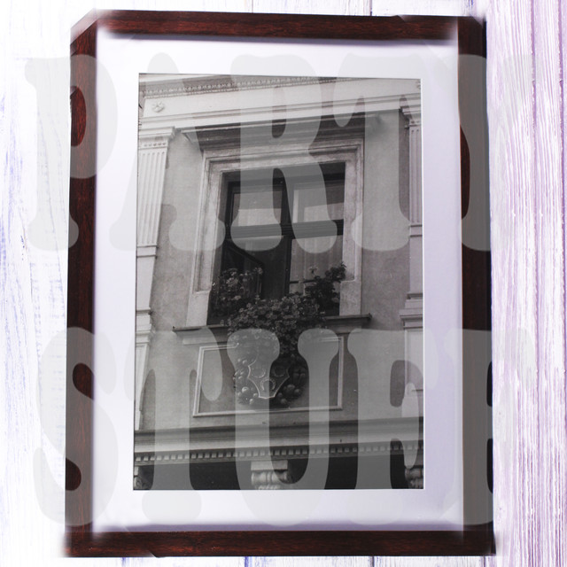 Фотокартина Открытое окно