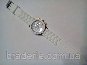 Наручные часы Geneva белые, фото 2
