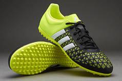 Детские Сороконожки Adidas Ace 15.3 TF B27035 JR (Оригинал)