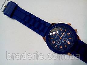 Наручные часы Geneva синие, фото 3