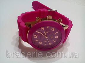 Наручные часы Geneva розовые, фото 3