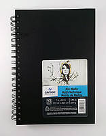 """Скетчбук """"Mix Media Art Book""""  CANSON 17,8X25,4"""