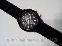 Наручные часы Geneva черные, фото 3