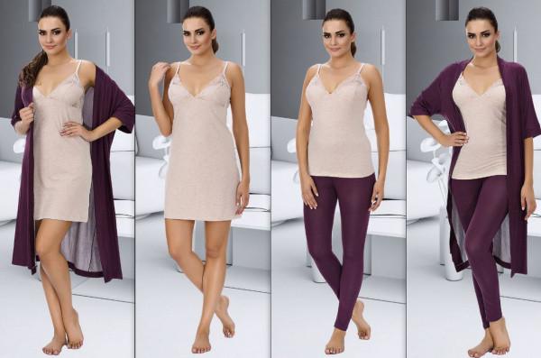 Пижамы, ночные рубашки, комплекты. Турция.