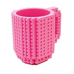 Кружка-конструктор QCF светло-розовый