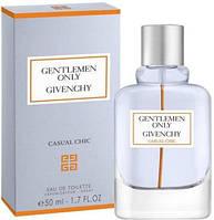 Givenchy Gentlemen Only Casual Chic мужская туалетная вода 100 ml