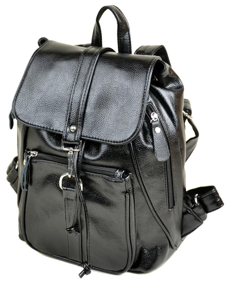 38aee39fd12d Кожаный рюкзак девушкам. Выбор! Женский портфель сумка. ДР07, фото 1