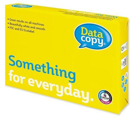 Бумага для принтера А4 белая 80г/м 500л. Data Copy Класс A
