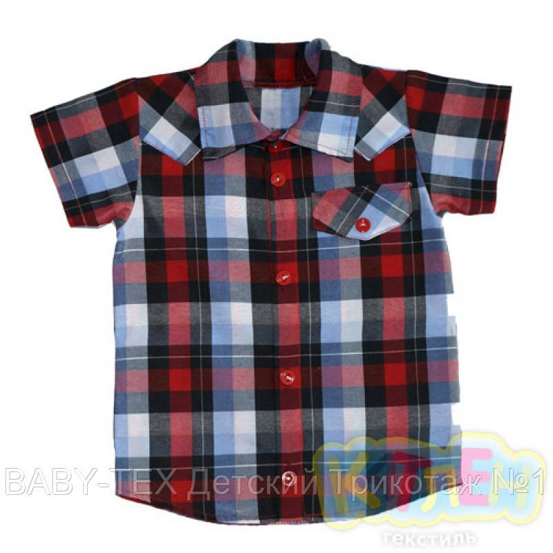 Рубашка для мальчика №4