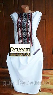 Вишита сукня на літо ручної роботи домоткане полотно  продажа 0624127b6b848