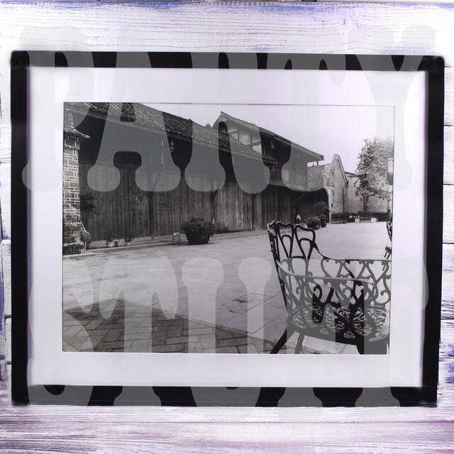 Фотокартина Внутренний дворик