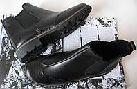 Подростковые стильные ботинки Timberland челси натуральная кожаоксфорд Тимберланд