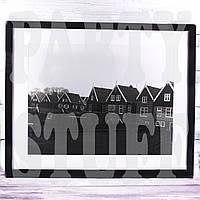 Фотокартина Деревянные дома, 53*43 см
